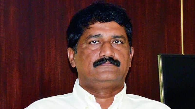 Ghanta Srinivas Rao to say goodbye to TDP
