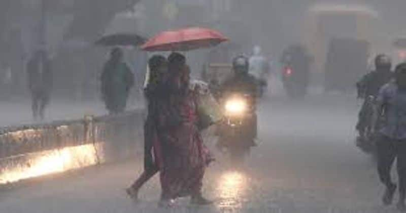 Rain in 11 districts today Meteorological Department Warning