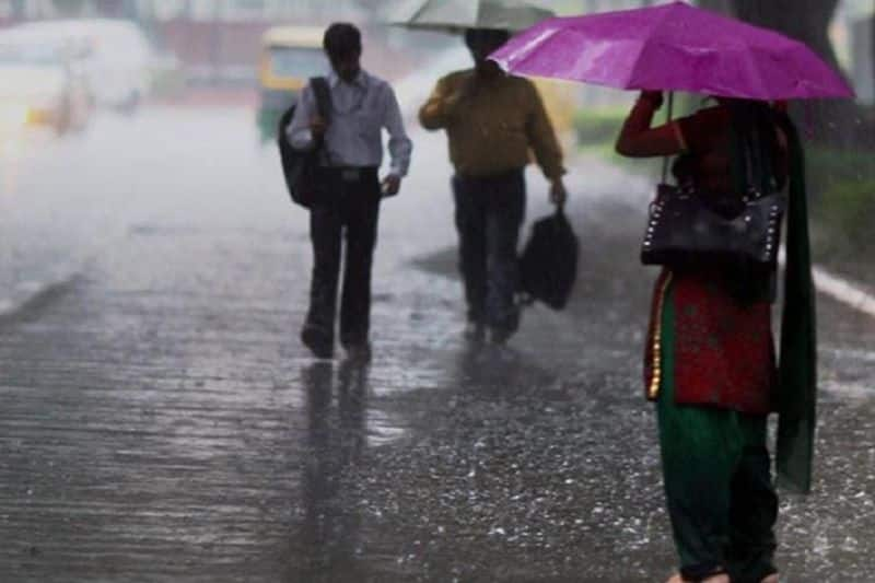 rain will be in 9 districts