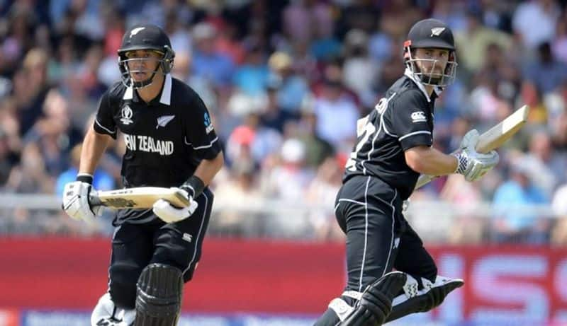rain interrupted play in 47th over of new zealand innings