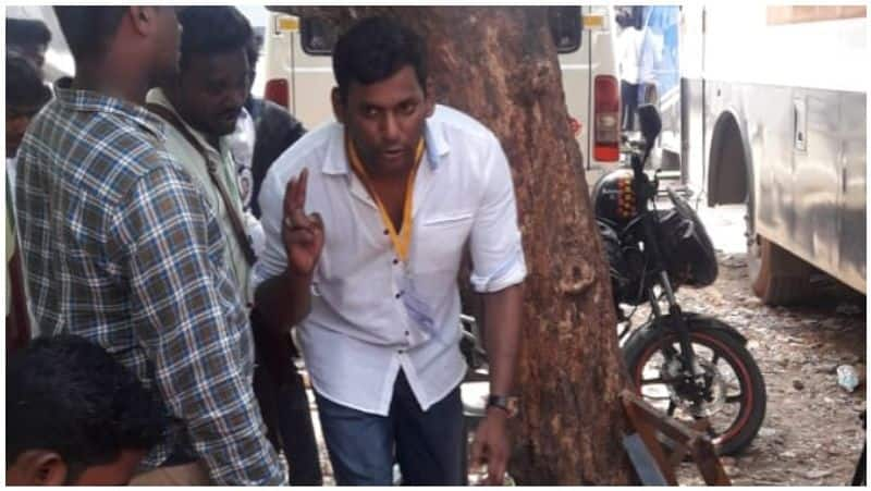 actor vishal filed the high court for nadigar sangam issue