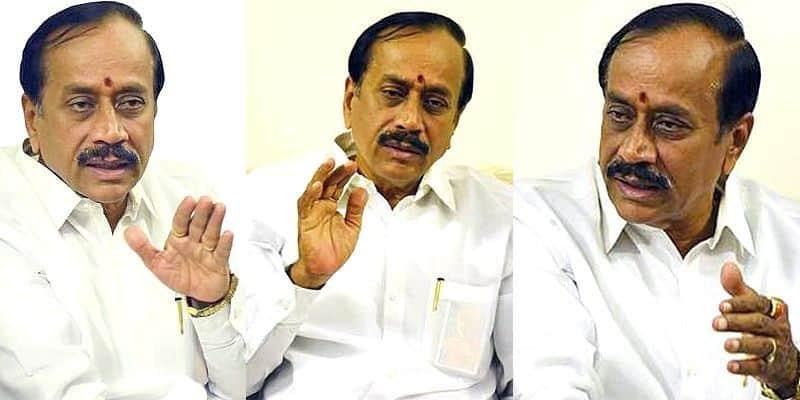 DMK will removed from tamilnadu told h.raja