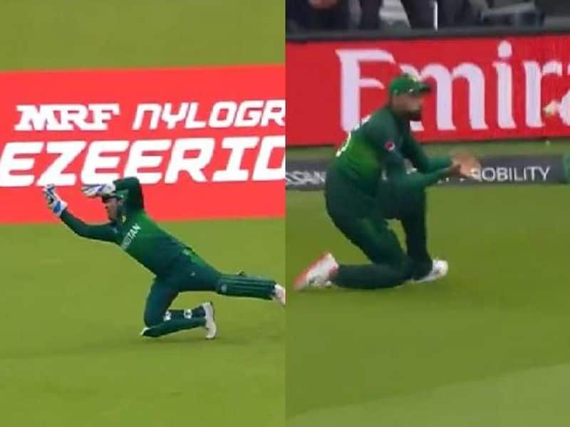 pakistan players dropped 2 consecutive catches against south africa