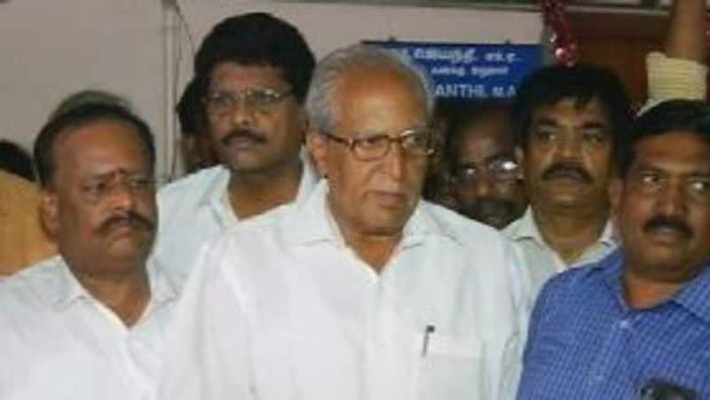dmk  Rajya Sabha MP Candidate... Advocate P Wilson