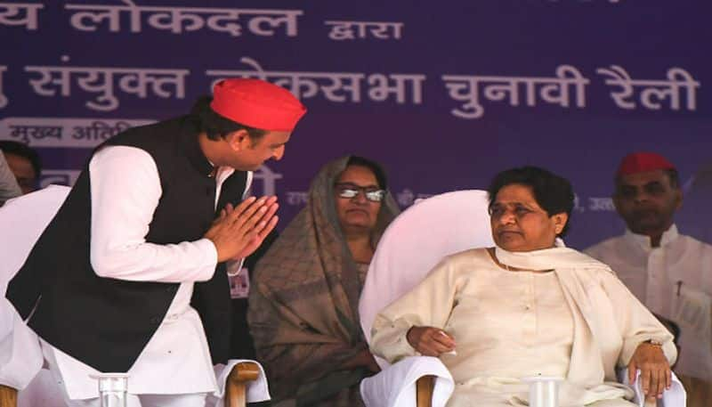 ... So in the electoral arena, Akhilesh Yadav will beat Maya Bua