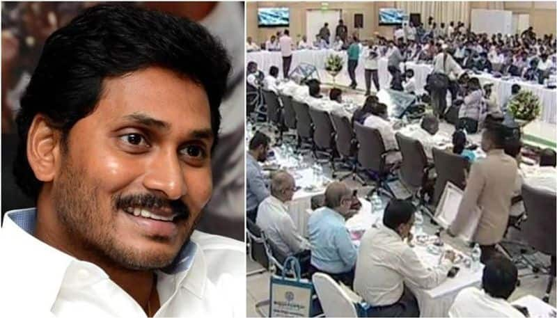 Jagan Mohan will give 4 lakhs appointmtnt order