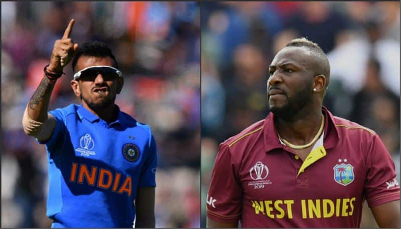 CWC 2019, India-West Indies: We have plans for Russell, says Chahal