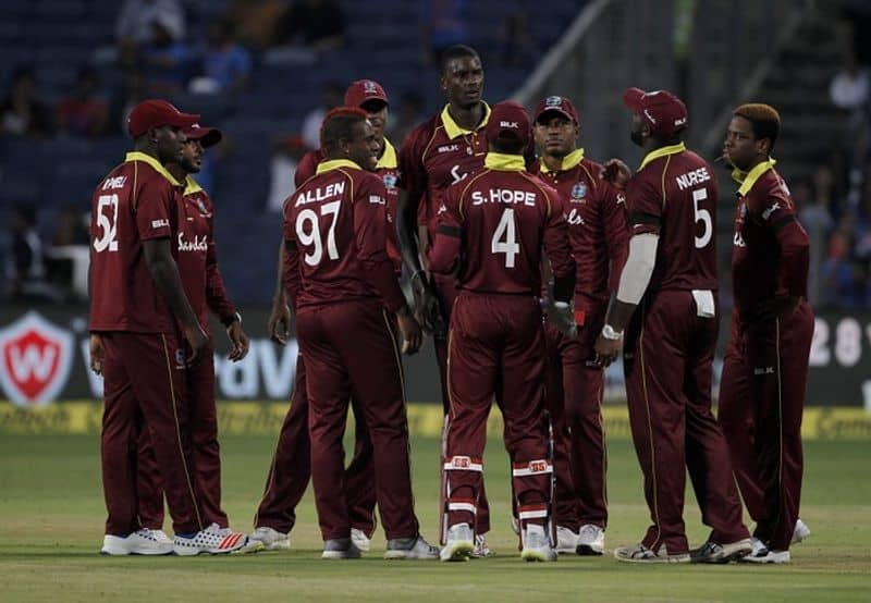 india won toss and opt to bat against west indies