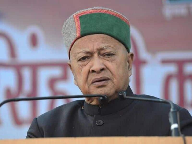 Why virbhadra singh denied to face next assembly election