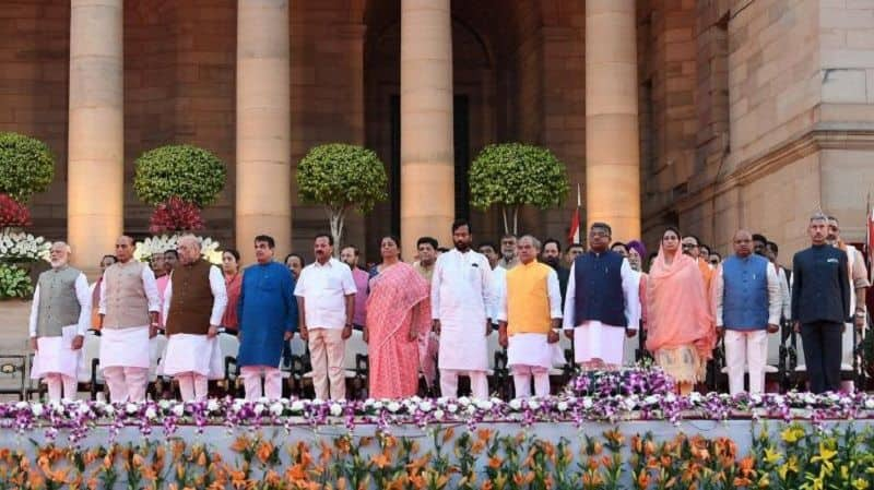 Foreign minister became BJP member officially today, party announced candidate for rajya sabha