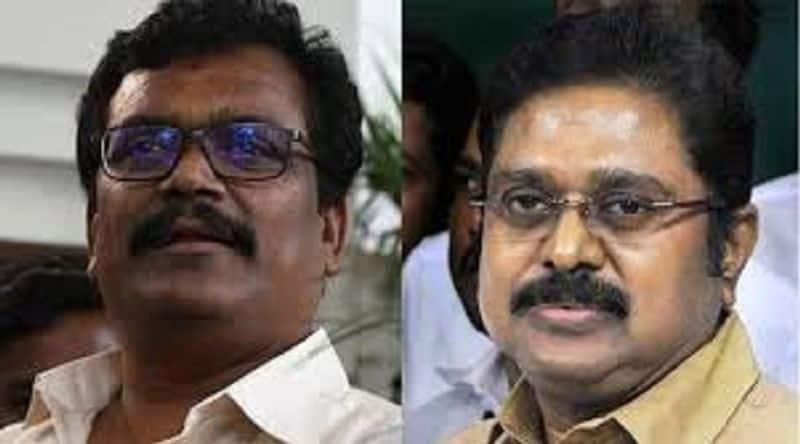 Interview with ttv Dhinakaran on thanga tamilselvan