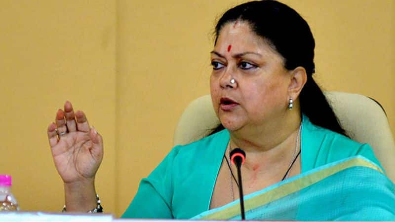 After all, why is Vasundhara not being aggressive against Gehlot government