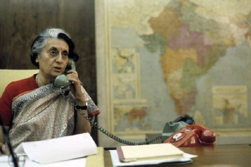 Why Indira Gandhi called national emergency on 25 June 1977