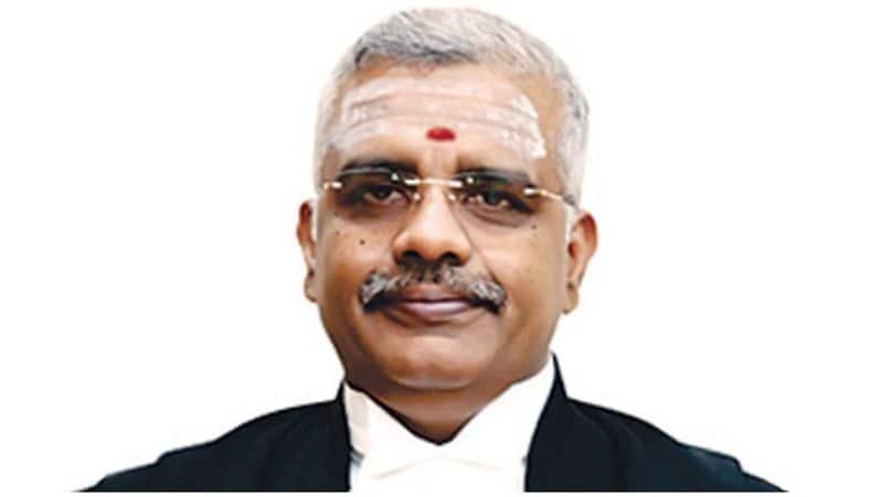 justice anand vengadesh speaks against isari ganesh