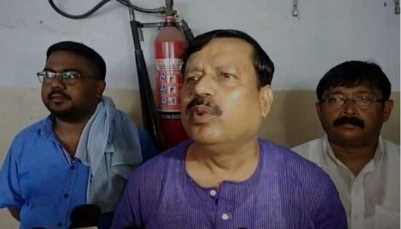 CPM candidate Sushant Ghosh attacked in Shalbani, allegations against TMC spb