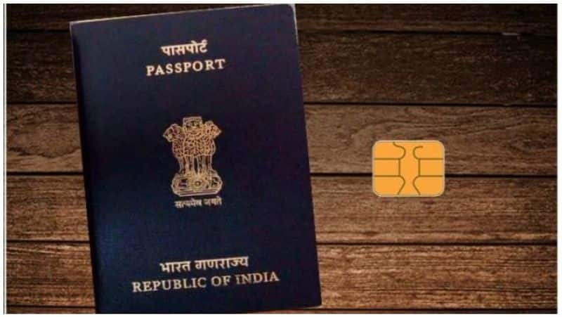 e passport is getting ready