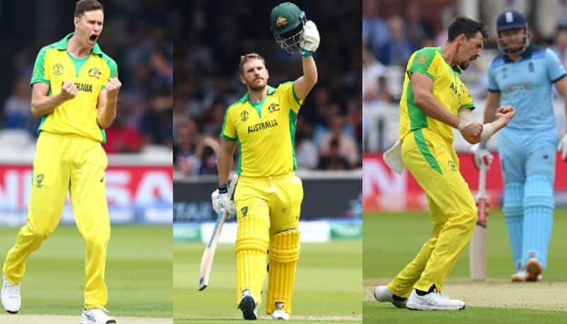 World Cup 2019 Australia crush England to storm into semi-finals