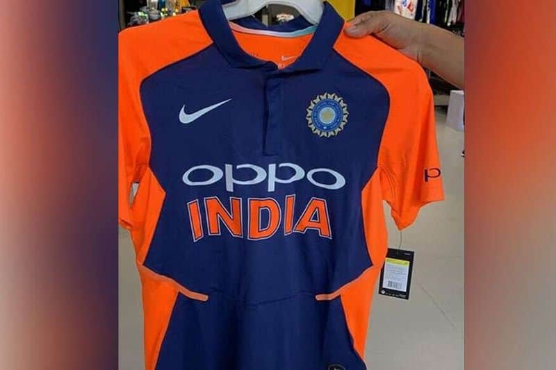 Chinese mobile company Oppo can leave sponsorship of Indian cricket team