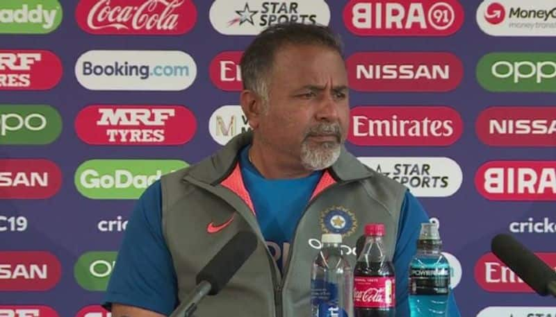 World Cup 2019 India vs West Indies Bharat Arun press conference