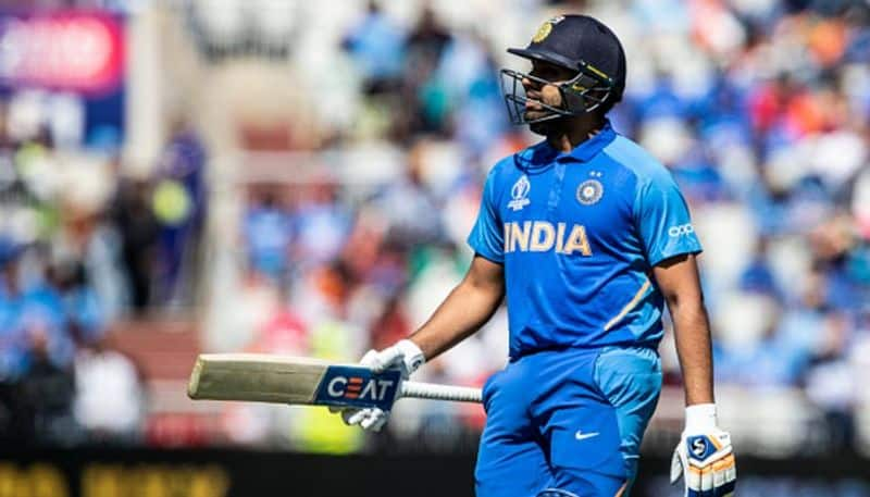 rohit sharma tweet about his controversy wicket against west indies