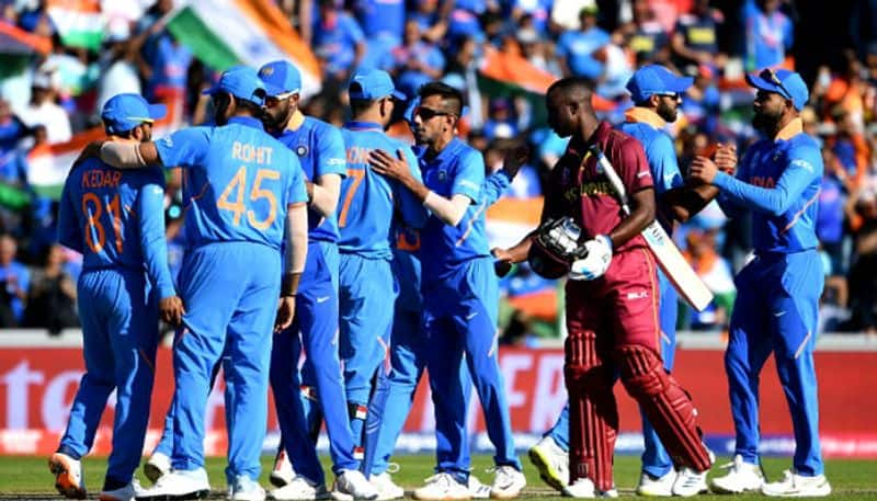 India vs West Indies, ICC World Cup 2019, Match report