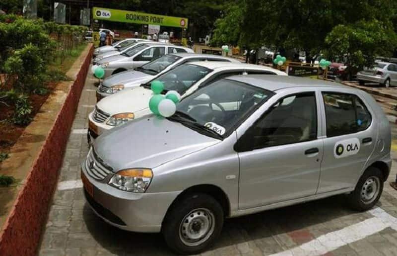 ola taxi problem again