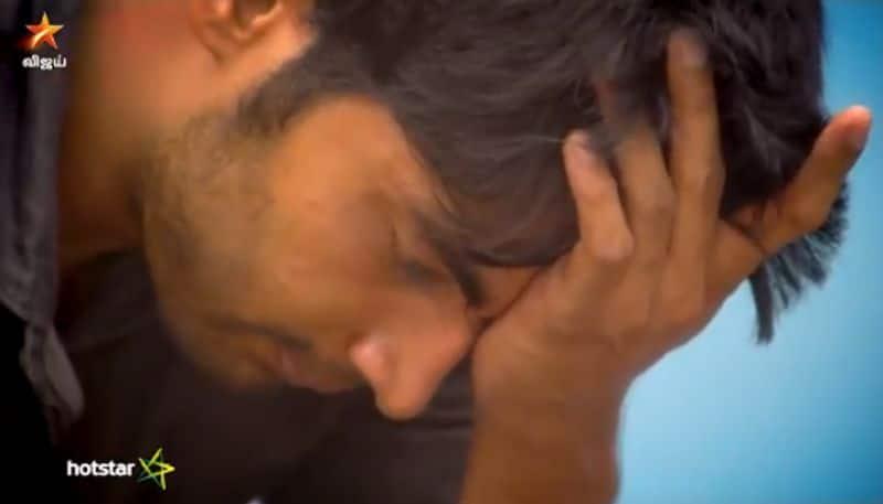 mohan vaithiya reason for tharshan cry