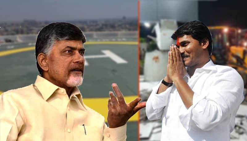 Jagan Mohan allocates Rs 6.89 crore for helipad, road-widening at his residence