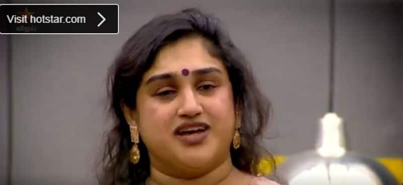 vanitha crying for sensational story