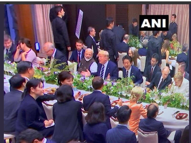 In the G20 meeting, PM Modi made his place among powerful leaders of the world