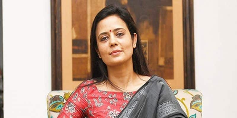 Mahua moitra was part of rahul gandhi team in congress, now firing on rahul in parliament