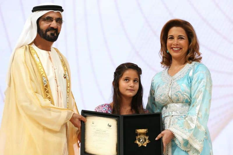UAE PM wife flee with her children along with 271 crores rupees