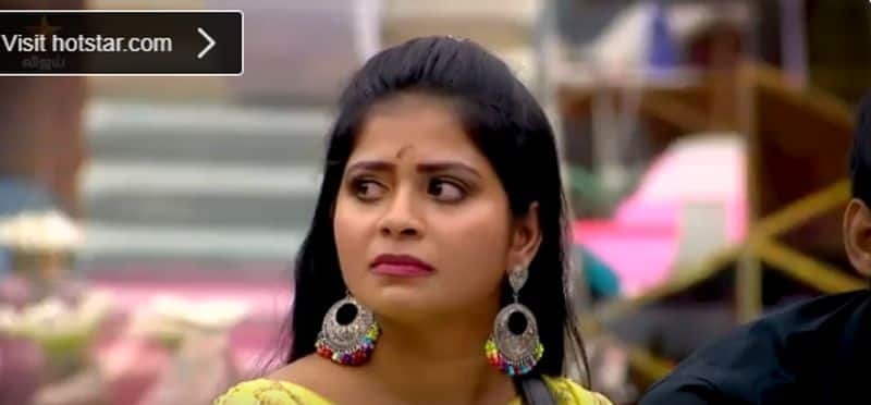 abirami and madhumitha create problem for culture