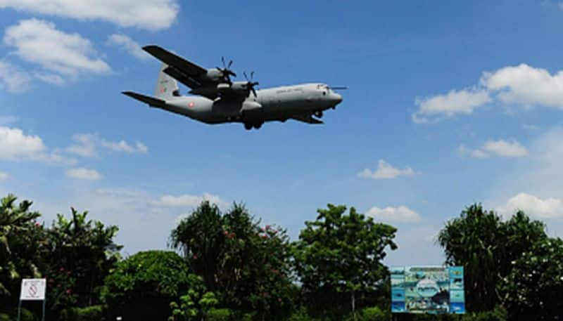 Indian Air Force retrieves stranded rescue team AN 32 wreckage site