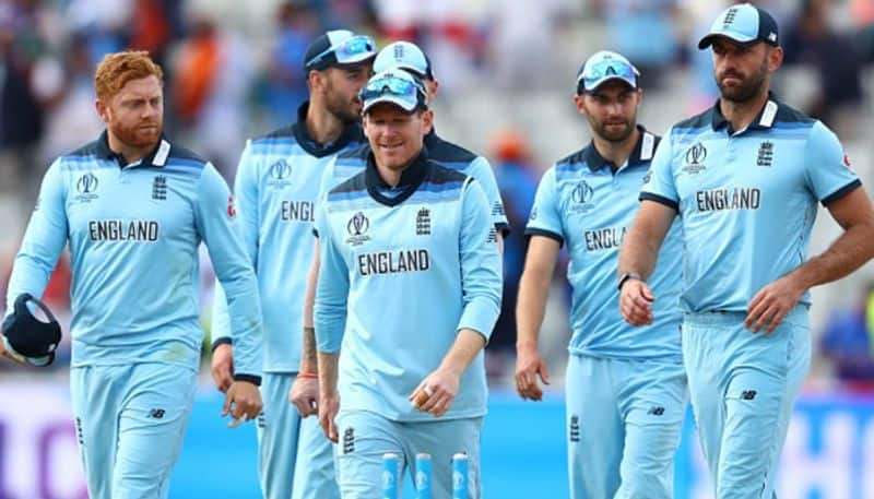 England announced squad for T20I series against India starting March 12
