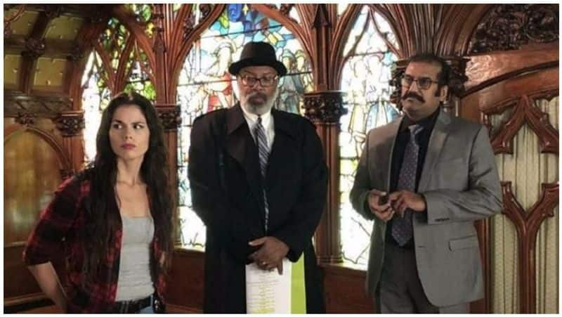 actor nepolean builds amman temple at usa