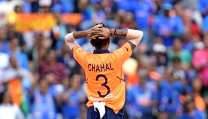 Kavi Jersey is the reason for the Indian team's defeat