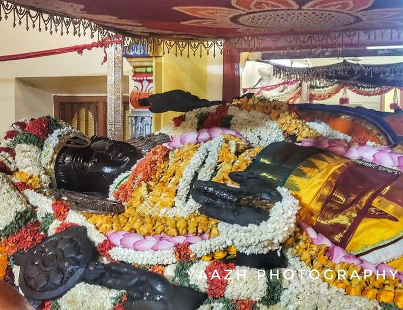 governor ramnath govind planned to come and visit athi varadar