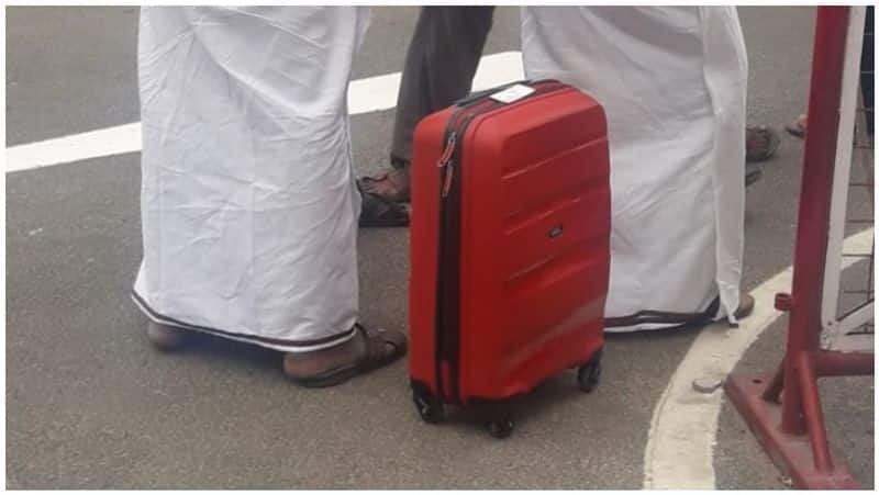 Suitcase for all MLAs in the Assembly