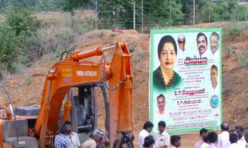 nallaram foundation taken action water issues in covai and started cleaning the erumalankuttai lake