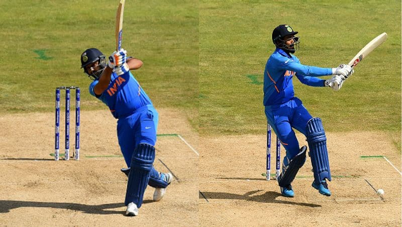 rohit sharma hits 4th century in this world cup