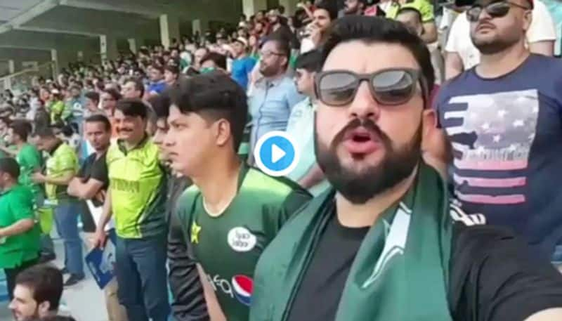 Viral video: Pakistani man wins hearts by singing National Anthem of India