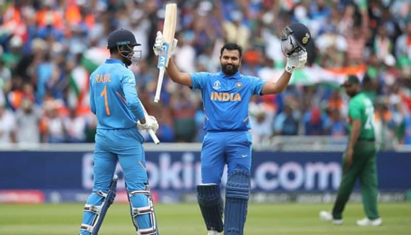 Team India reached the semi-finals of World Cup by defeating Bangladesh