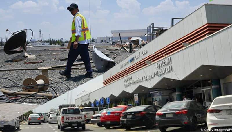 Yemeni rebels attack Saudi airport: Indian among 9 injured