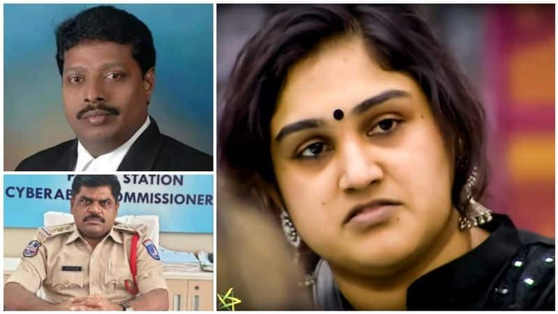 Police doing enquiry with vanithas daughter