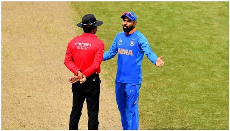 virat kohli again argue with field umpire in bangladesh match