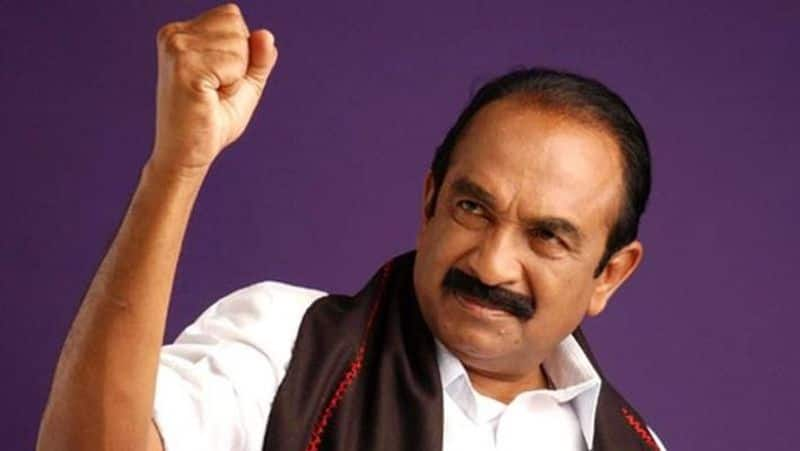 Sedition case: Tamil Nadu politician Vaiko sentenced to 1 year in prison gets 1-month relief from arrest