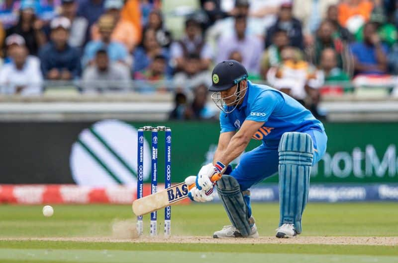 michael clarke backs ms dhoni after his slow batting in world cup 2019