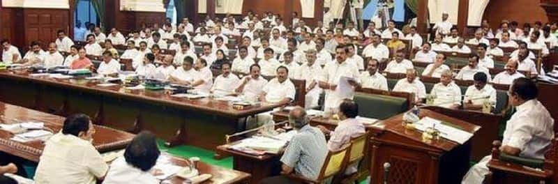 tamilnadu budget will be filing tomorrow deputy cm ops going to file full budget