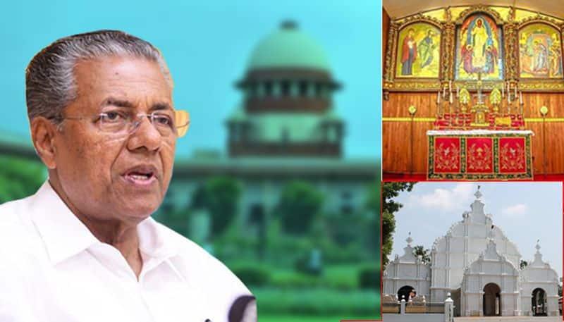 Orthodox Jacobite church dispute Pinarayi Vijayan govt's chicanery exposed